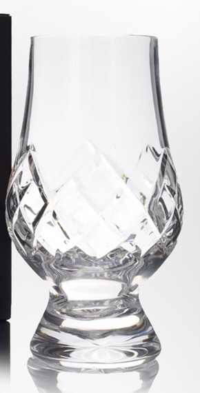 כוס גלנקיירן CUT CRYSTAL GLASS