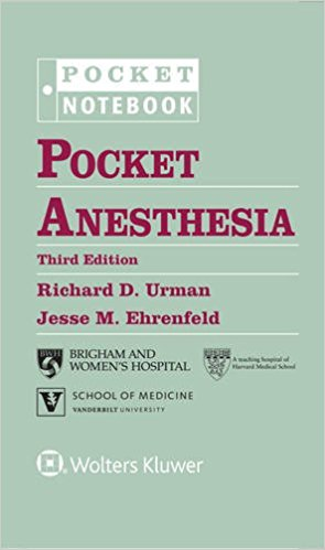 Pocket Anesthesia