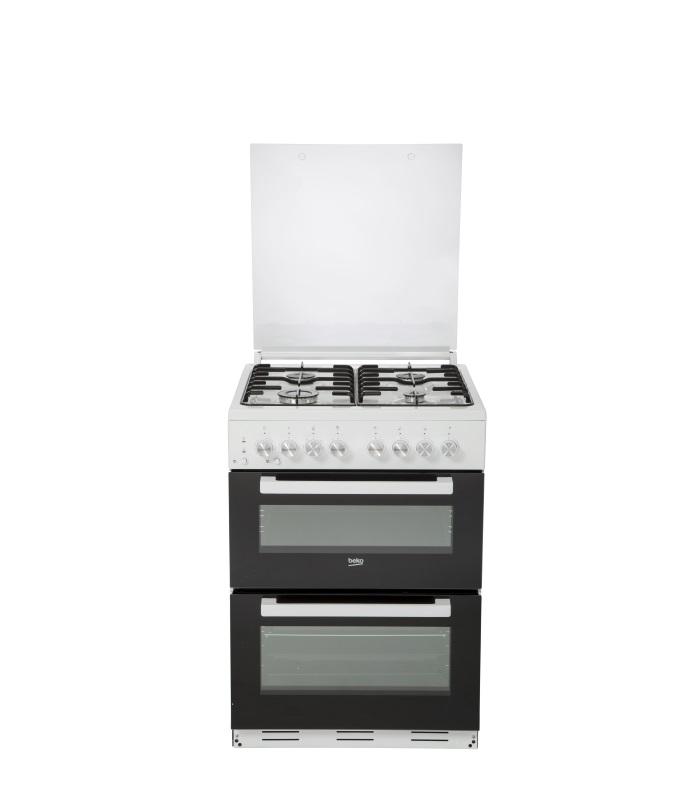תנור משולב דו תאי beko דגם: KFDM-62120DW דגם 2017