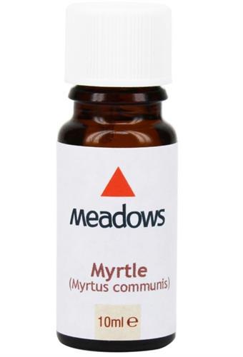 """שמן ארומתרפי הדס 10 מ""""ל- Myrtle Essential Oil 10cc"""