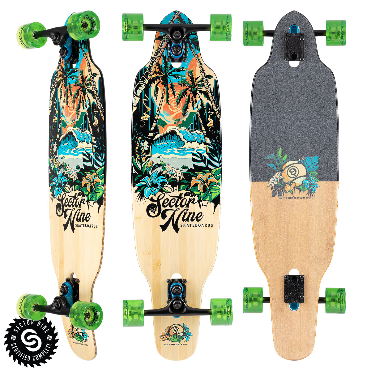 Sector9 Striker Aina