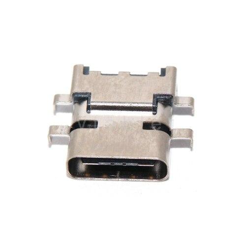 החלפת שקע טעינה במחשב נייד לנובו   Lenovo E480 E485 E580 R480 Type C USB Charging Port