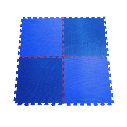 """שטיח סול לבריכה/מתנפח גודל 60*60 ס""""מ -  4 יחידות למארז."""