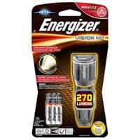 פנס יד מתכת 270 לומן | Energizer vision HD