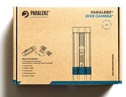 מצלמת אקסטרים אדפטיבית לצלילה Paralenz Dive Plus
