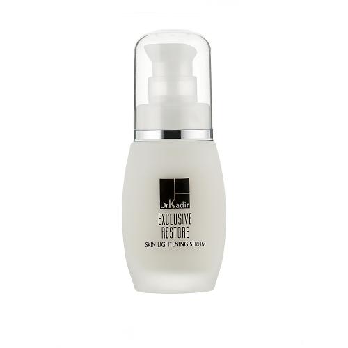 סרום פנים להבהרת העור - Dr. Kadir Exclusive Restore Skin Lightening Serum