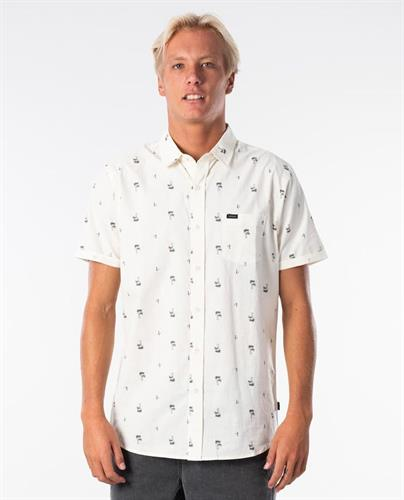 RIP CURL PALM DAYS S/S SHIRT