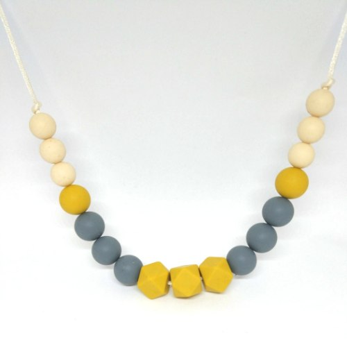 BUTTER silicone necklace from EMUSH