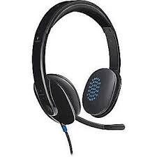 אוזניות חוטיות Logitech H540 לוגיטק