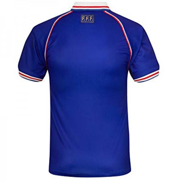 חולצת עבר צרפת בית 1998