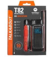זוג מכשירי קשר ווקי טוקי Motorola TALKABOUT T82