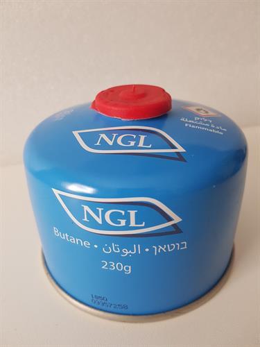230 גרם - הברגה NGL - איסוף עצמי בלבד !