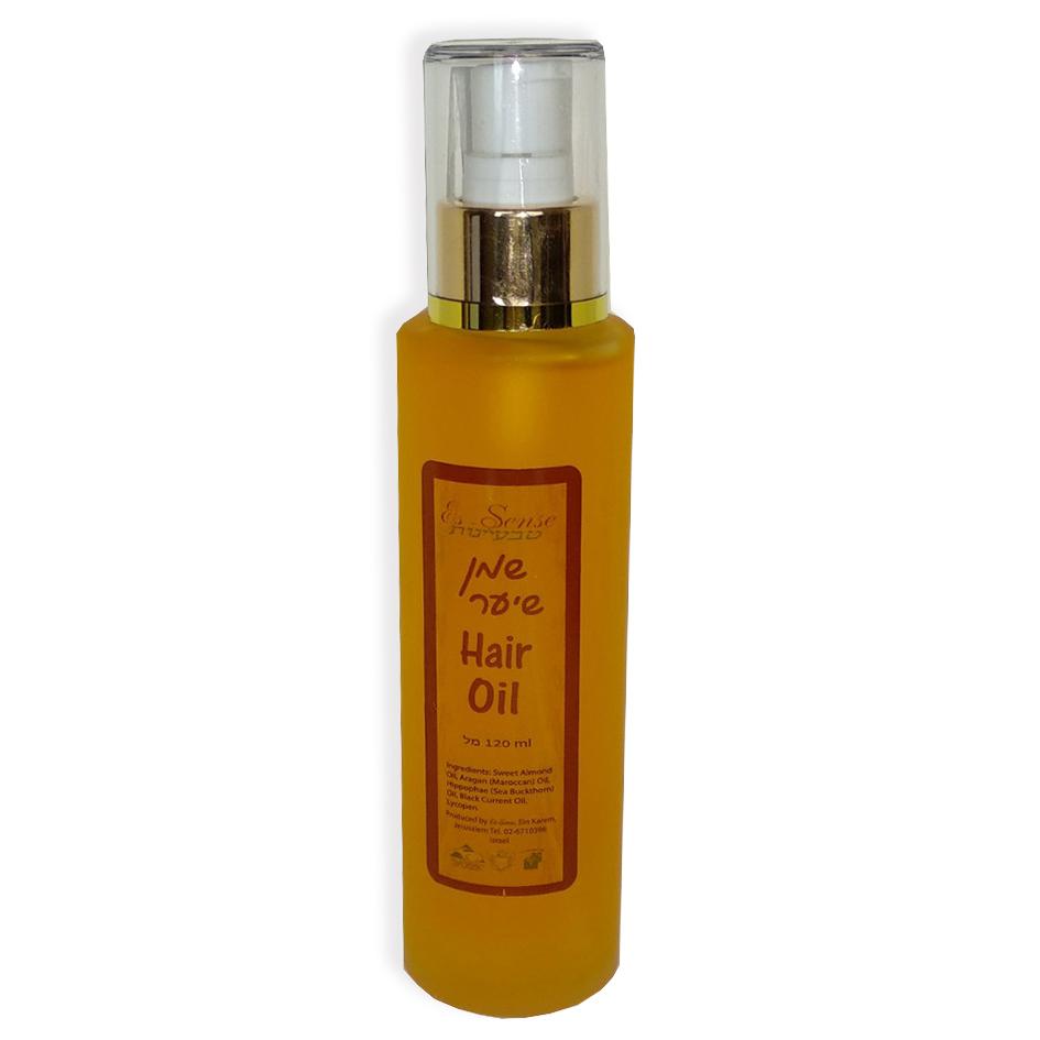 שמן ארגן טבעי לטיפוח השיער