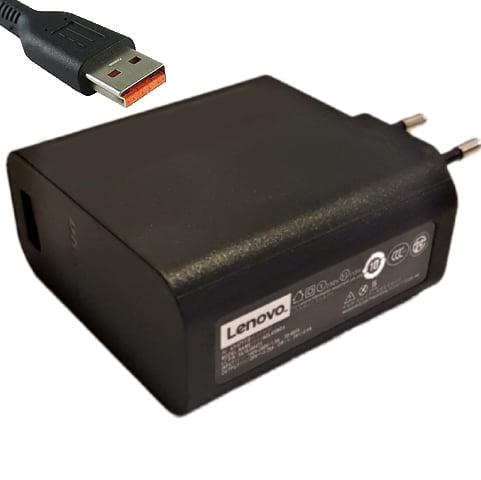 מטען למחשב נייד לנובו יוגה Lenovo 20V-3.25A USB Yoga 3