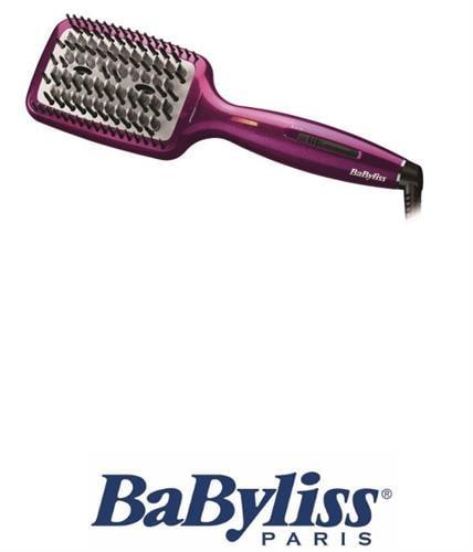 BaByliss מברשת חשמלית להחלקת שיער דגם HSB-100E