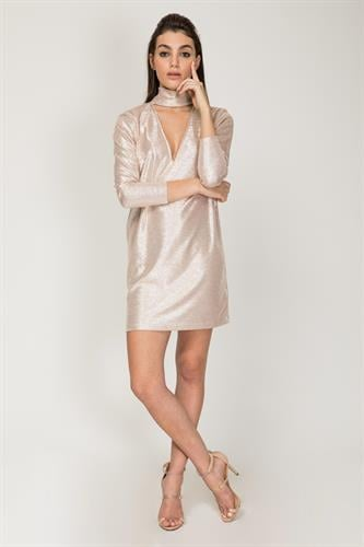 שמלת פרטי מיני פודרה לורקס