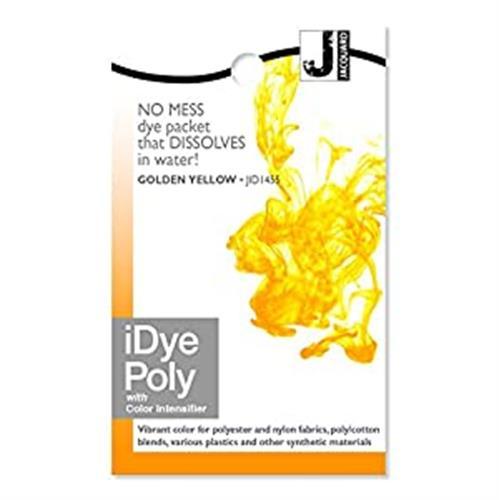 איי דאיי פולי צהוב זהב JID1455