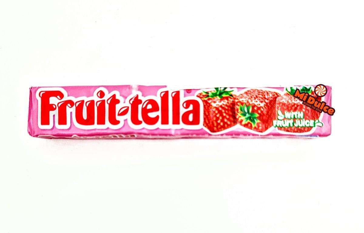 Fruit-tella בטעם תות