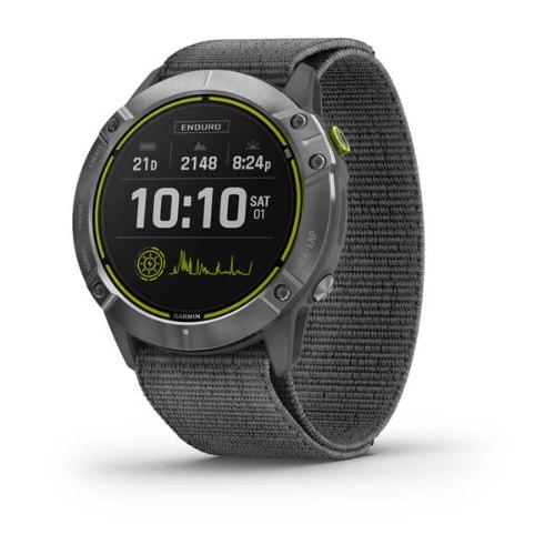 שעון דופק Garmin Enduro Solar Steel