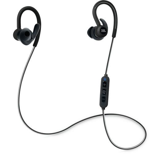 אוזניות JBL Reflect Mini BT Bluetooth, אוזניות ספורט אלחוטיות, עמידות בפני זיעה, עם צליל חי ועשיר,