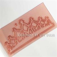 King full Crown Chocolate mould