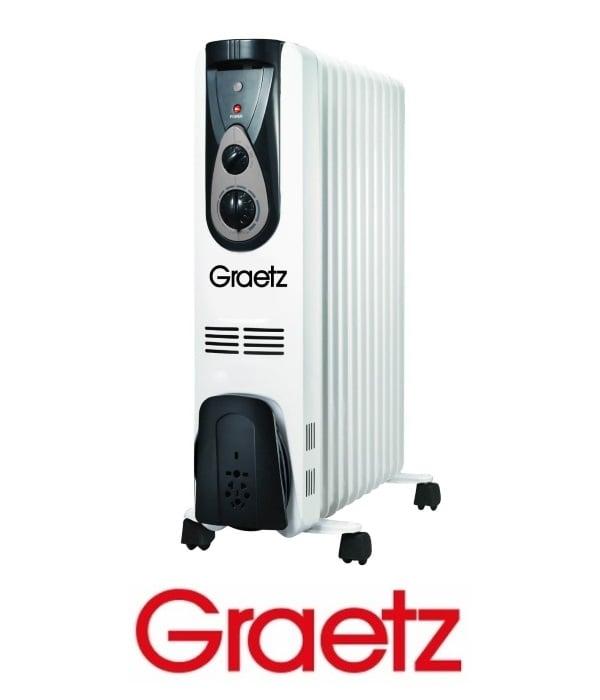 Graetz רדיאטור 11 צלעות דגם GR-7011
