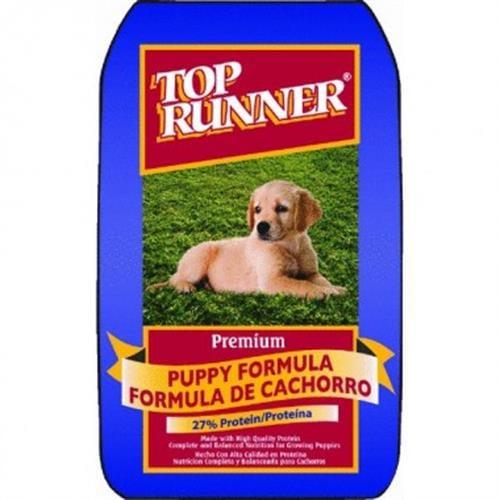 טופ ראנר גורים 4 ק״ג מזון יבש לכלבים