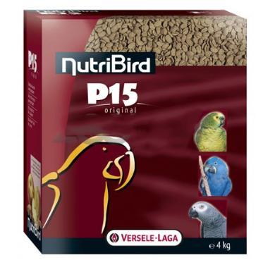 מזון כופתיות P15 טבעי לתוכי גדול