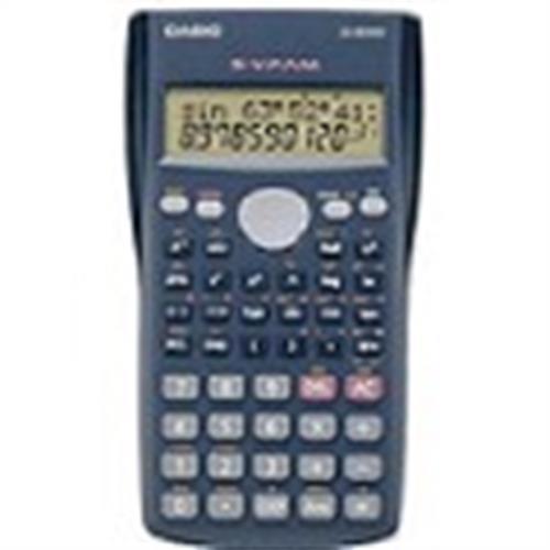 מחשבון מדעי FX82MS Casio