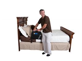 מעקה מיטה צר