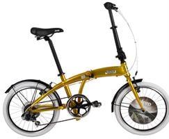 אופניים מתקפלים ג'יפ