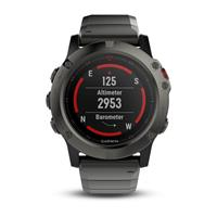Garmin Fenix 5X Sapphire with Metal band