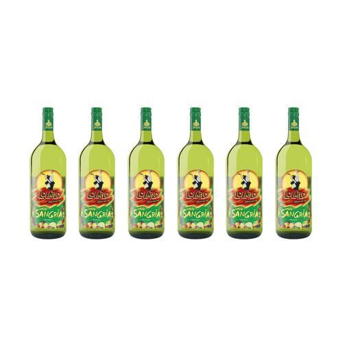 שישיית לוליילו סנגריה לבנה בבקבוק 1.5 ליטר