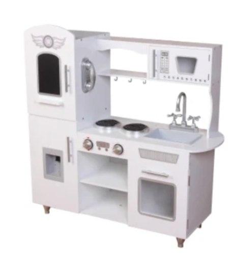 מטבח עץ לבן