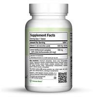 -- ויטמין C-500 -- מכיל 100 טבליות, Maxi Health