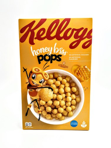 Kelloggs Honey Pops