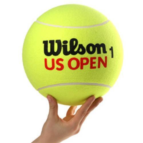 כדור טניס לחתימות Wilson Jumbo Ball