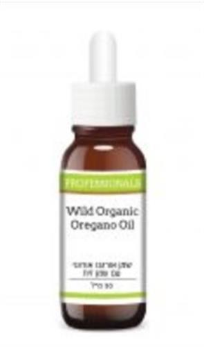 שמן אורגנו אורגני - WILD OREGANO OIL