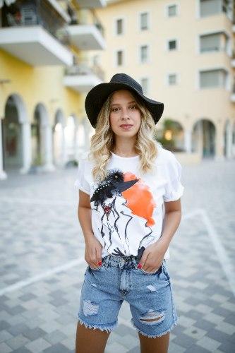חולצה ANA