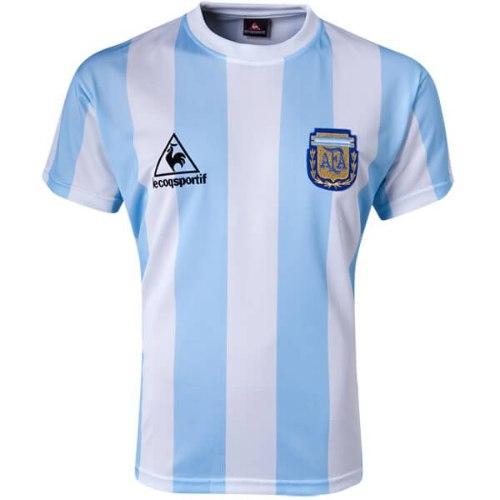 חולצת עבר ארגנטינה בית 1986