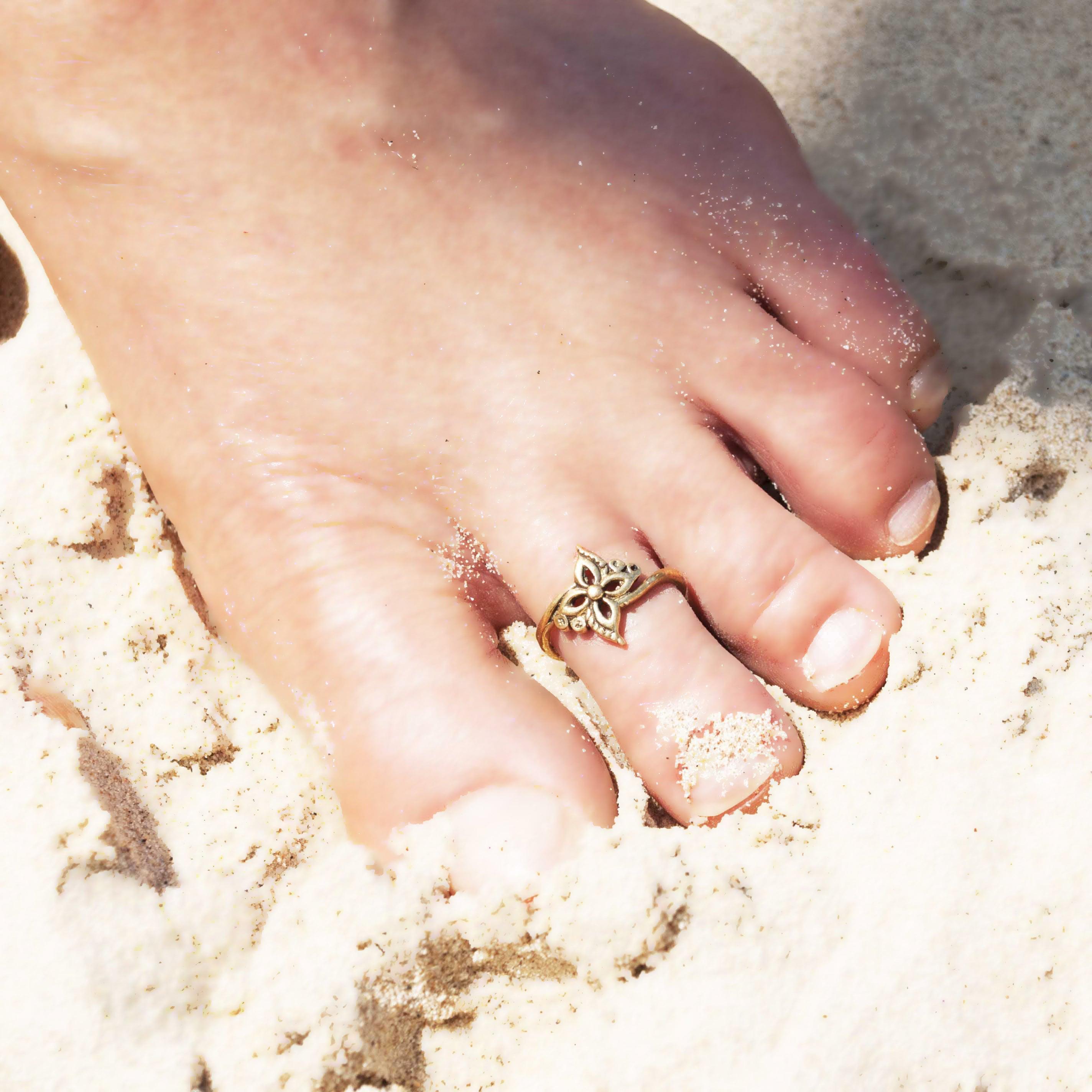 טבעת רגל בריגו בראס