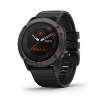 שעון דופק Garmin Fenix 6X Pro Solar Edition