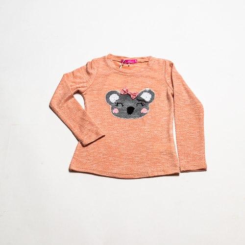 חולצת לייקרה קואלה בנות