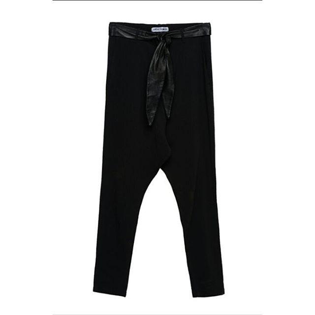 מכנס רכיבה שחור