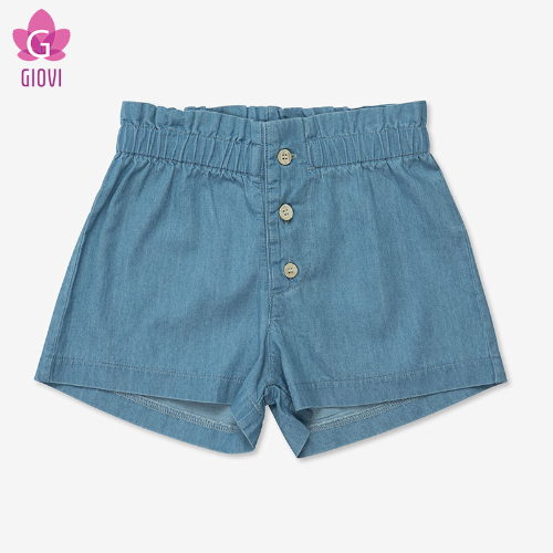 מכנס קצר ג'ינס