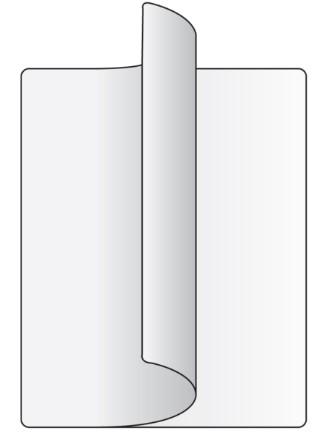 כיסי למינציה עצמית 3L – גודל A4