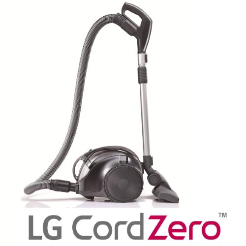 שואב אבק נטען אלחוטי LG CordZero דגם: VC74070NHAQ