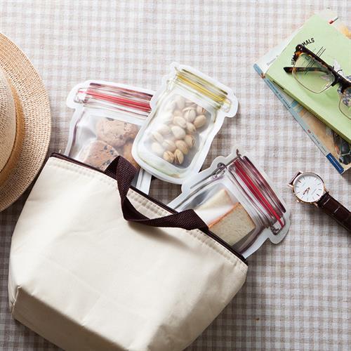 שקיות אחסון אטומות - רב שימושיות