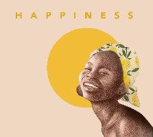קייס ללפטופ- HAPPINESS
