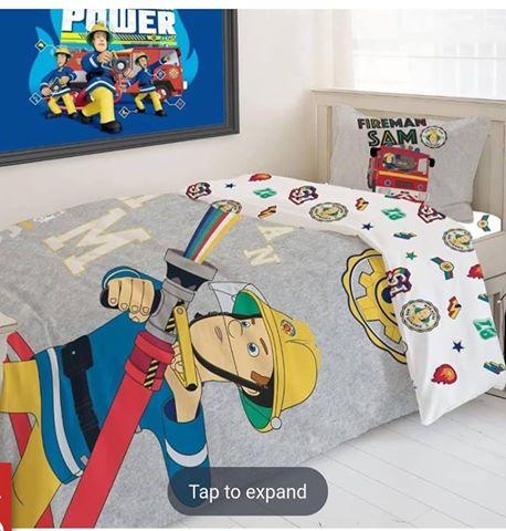 סט מלא מיטה וחצי סמי הגיבור של ורדינון